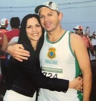 Meia-maratona das Cataratas em Foz do Iguaçu, 2010.