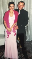 Casamento de nossos padrinhos Jadir e Patrícia, 2005.