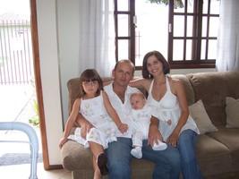 Batizado do Vinícius, 2009.