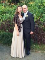 Casamento de nossos afilhados e agora padrinhos, Dani e Ferna, Joinville-SC - 2015.