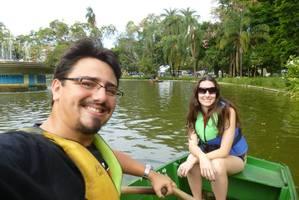 Por que gostamos de passear de barquinho, né Raphazildo Guiero!?