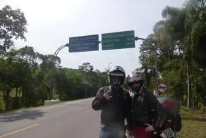 Porque gostamos de viajar!... de moto!