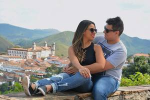 Pré Casamento - Ouro Preto. Maio 2018.