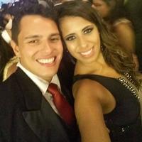 Baile de Formatura dele!! Janeiro/2017