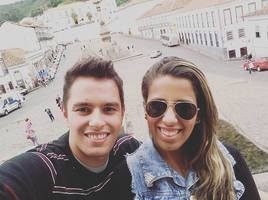 Praça Tiradentes. Ouro Preto. Setembro/2015.