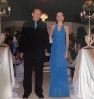 Casamento dos nossos afilhados, compadres e agora padrinhos, Lisa e Leo, 2006.