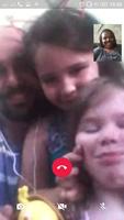 Foto de família por enquanto é assim