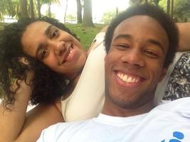 Troca de alianças - Parque do Ibirapuera