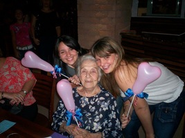 Nonna! Saudades eternas!