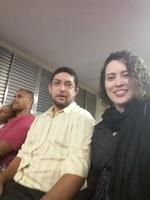 Cultuando a Deus na sede Assembleia de Deus em Petrópolis.