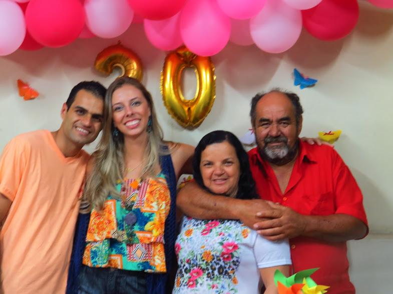 Solange e Sebastião (Pais Marcelo)