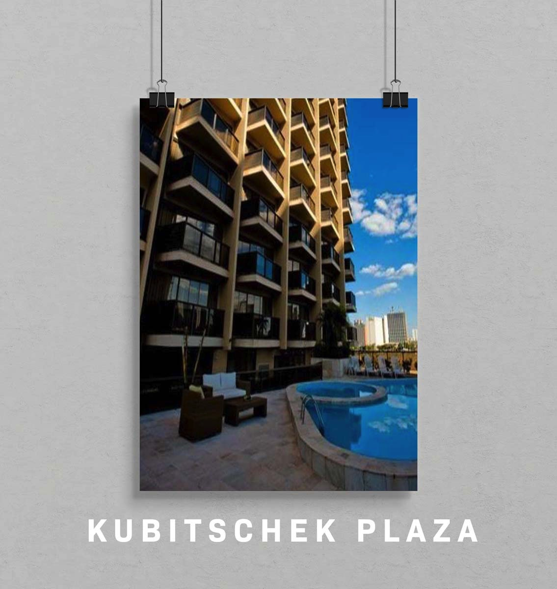 Kubistschek Plaza